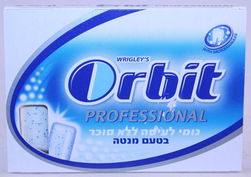 2012-12 Orbit Professional Strong Mint
