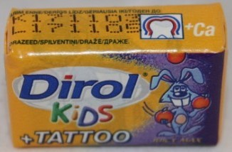 2004 Dirol Kids Juicy Max