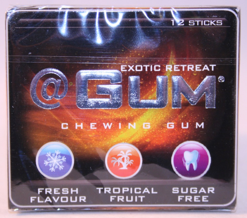 Misade Distribution Europeenne - @Gum Exotic Retreat - Tropical Fruit