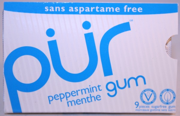 Action Candy Company / Frey - Pür - Peppermint Gum