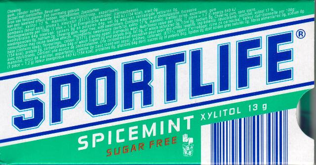 Sportlife Spicemint 2004