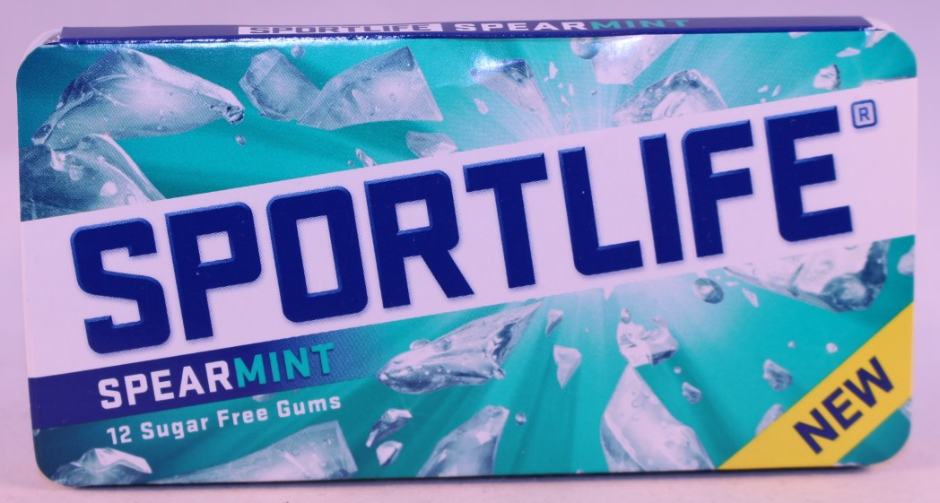 2015 Sportlife Introduction Spearmint