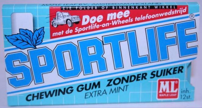 Spotlife On-Wheels Action 1992