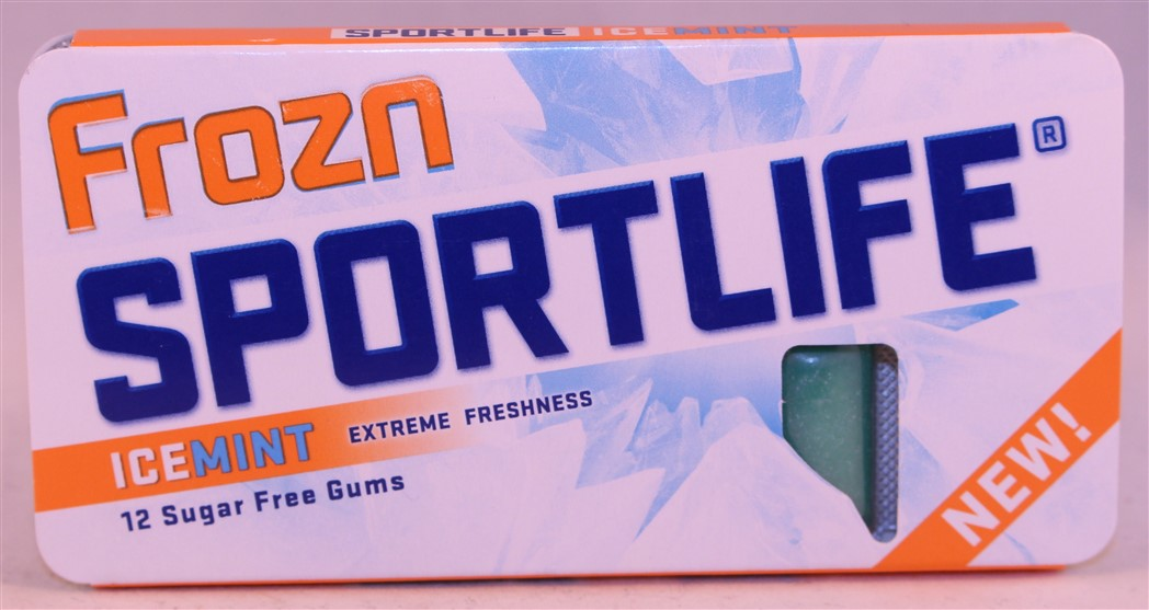 2017 Sportlife Frozn Icemint
