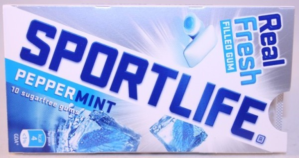 Sportlife Real Fresh Peppermint 2011