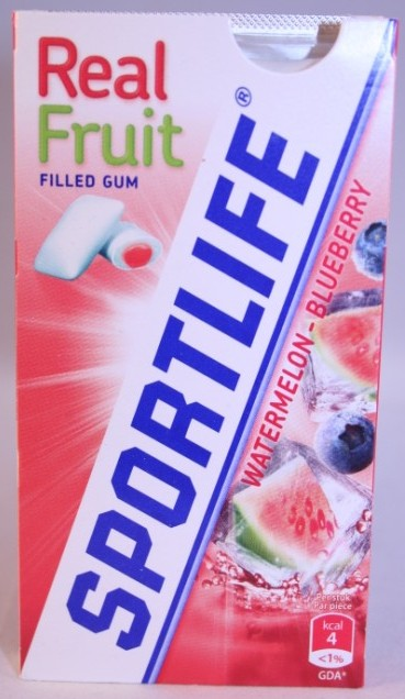 Sportlife Real Fruit Watermelon Blueberry 2010